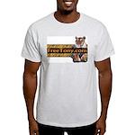 Free Tony The Tiger Light T-Shirt