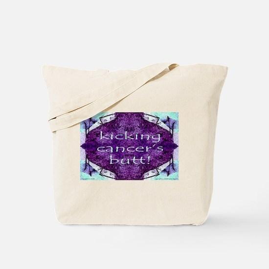 Kicking Butt Tote Bag