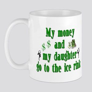 Money Goes Mugs