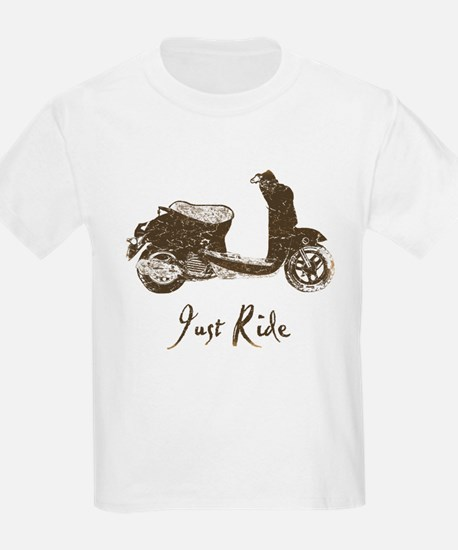 Just Scoot T-Shirt