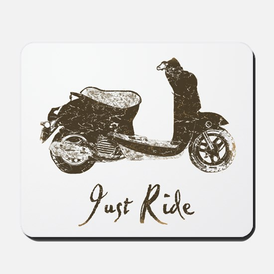 Just Scoot Mousepad