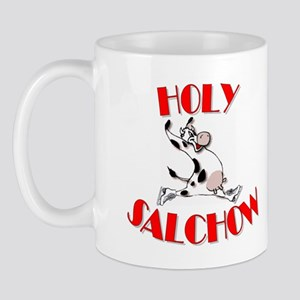 Holy Salchow Mugs