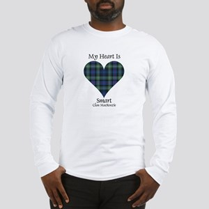 Heart-Smart.MacKenzie Long Sleeve T-Shirt