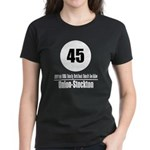 45 Union-Stockton (Classic) Women's Dark T-Shirt