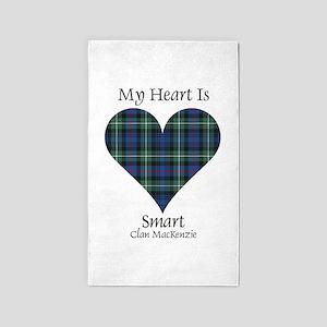 Heart-Smart.MacKenzie Area Rug