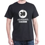 30 Stockton (Classic) Dark T-Shirt
