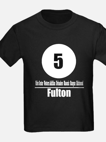 5 Fulton (Classic) T