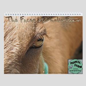 Goat Calendar