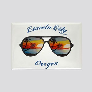 Oregon - Lincoln City Magnets