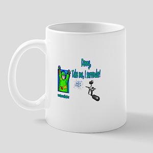 DENNYPAINT1-LEFTY Mug