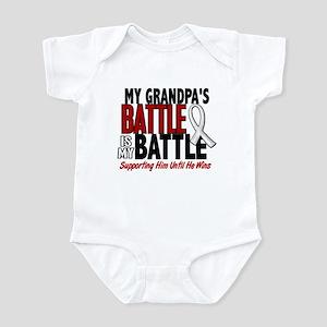 My Battle Too 1 PEARL WHITE (Grandpa) Infant Bodys