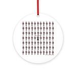 I am NOT a Corporate Clone. Ornament (Round)