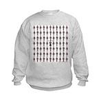 I am NOT a Corporate Clone. Kids Sweatshirt