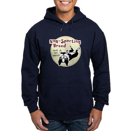 Boston Terrier Nonsporting Hoodie (dark)