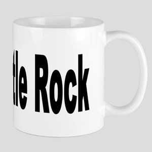 I Love Little Rock Arkansas Mug