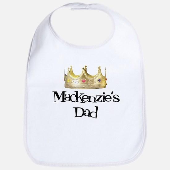 Mackenzie's Dad Bib