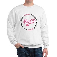BreastCancerHOPE Sweatshirt