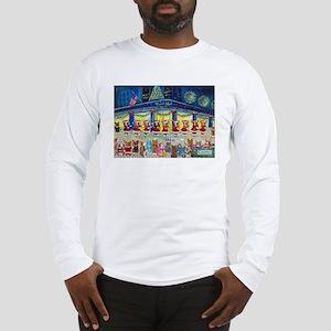 A Christmas Corgi Spectacular Long Sleeve T-Shirt