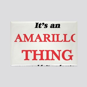 It's an Amarillo Texas thing, you woul Magnets