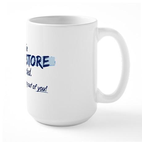 """Jerk Store"" Large Mug"