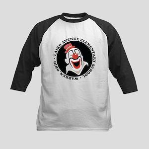 Laird Elementary Clown Kids Baseball Jersey