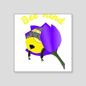 """Bee Kind"" Anti-Bullying Kindnes Sticker"