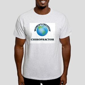 World's Greatest Chiropractor T-Shirt