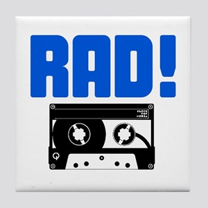 Rad Tape Tile Coaster