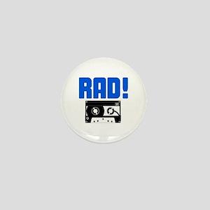 Rad Tape Mini Button
