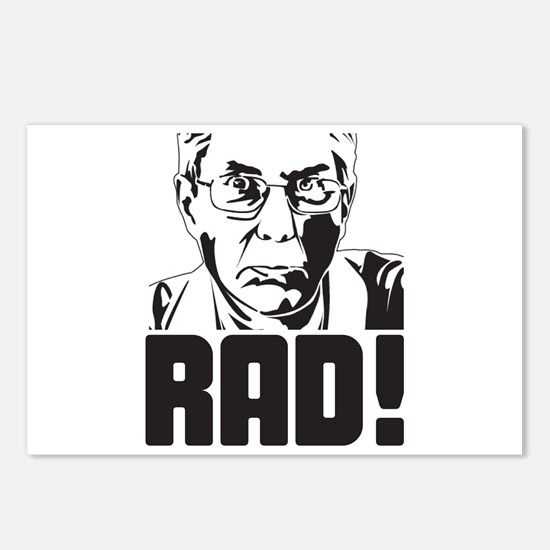 Rad Old Guy Postcards (Package of 8)