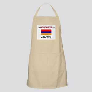 I'm Worshiped In ARMENIA BBQ Apron