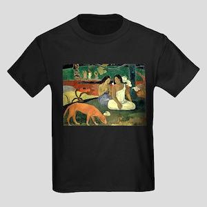 Amusement Area Kids Dark T-Shirt