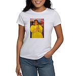 Breton Woman Praying Women's T-Shirt
