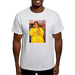 Breton Woman Praying Light T-Shirt
