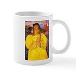 Breton Woman Praying Mug