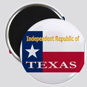 Texas-4 Magnet