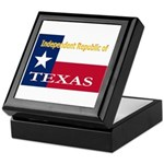 Texas-4 Keepsake Box