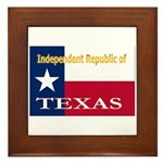 Texas-4 Framed Tile