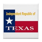 Texas-4 Tile Coaster