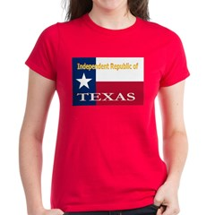 Texas-4 Women's Dark T-Shirt