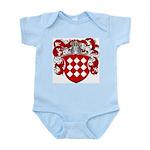 Joosten Family Crest Infant Creeper