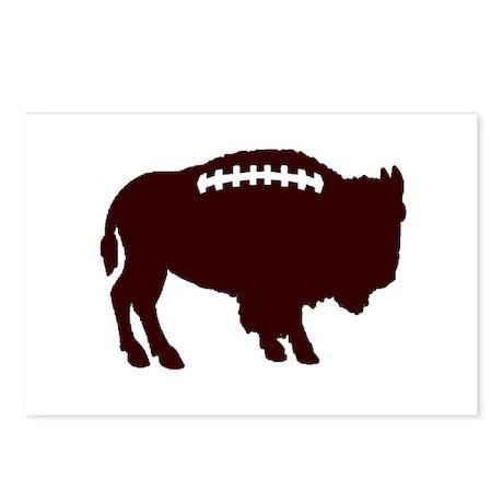 Buffalo Football Postcards (Package of 8)