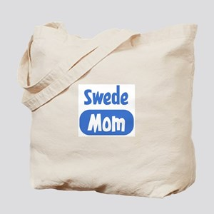 Swede mom Tote Bag