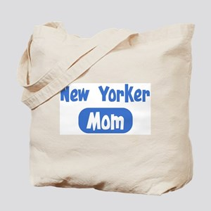 New Yorker mom Tote Bag