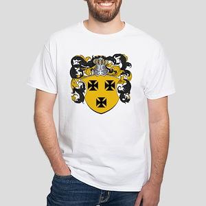 Keiser Family Crest White T-Shirt