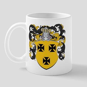 Keiser Family Crest Mug