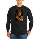 Musician Long Sleeve Dark T-Shirt