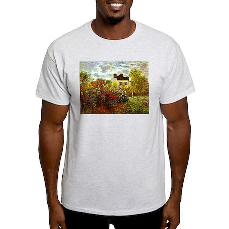 Monet's Garden Light T-Shirt