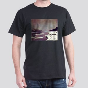 Ice on the Seine Dark T-Shirt