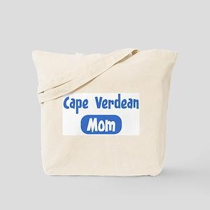 Cape Verdean mom Tote Bag